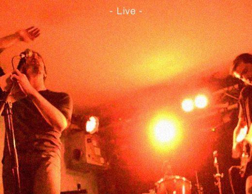 pochette La Vie live (pola)