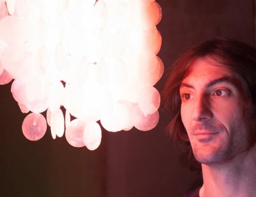 Portrait Sylvain Fesson luminaire