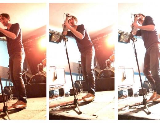 Sylvain en concert au Buzz